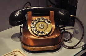 MOSCOW'S MUSEUM OF TELEPHONE HISTORY closes temporarily