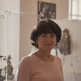 SVETLANA KOZLOVA, Director of the museum in Moscow