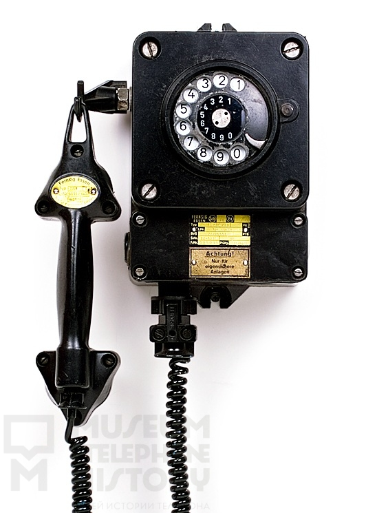 Wall Mounted Telephone Device