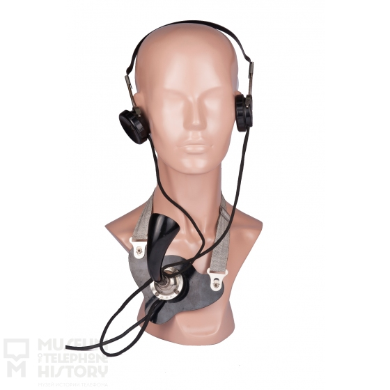 Headset used by constructers