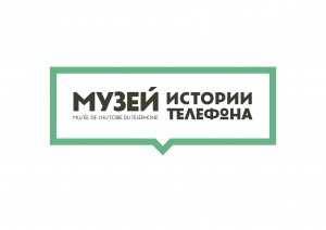 LOGO. Horizontal format with graphic element. Cyrillic.