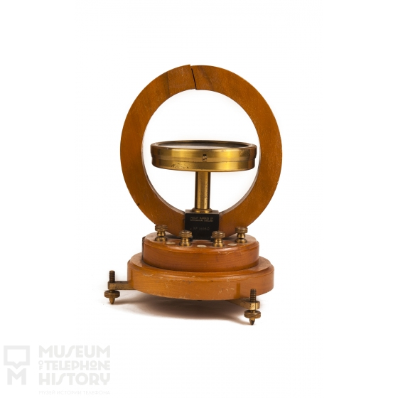 Galvanometer Measuring Device